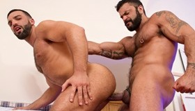 Sexo Gay - Rogan Richards & Abraham Al Malek