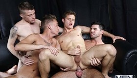 Billy Santoro ,Joey Cooper ,Felix Warner ,Max Leo