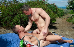 Luke Adams & Markie More