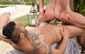 Lucio saints & Toby Dutch