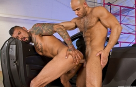 Auto Erotic Part 2 – Boomer Banks & Sean Zevran