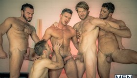 Howl Part 4 – Colby Keller – Dato Foland – Gabriel Clark – Jessy Ares – Paddy O'Brian