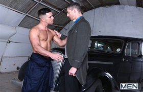 The Abbey Part 3 – Jace Tyler & Paddy O'Brian