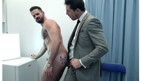 Sexo Gay - Theo Ford & Dani Robles