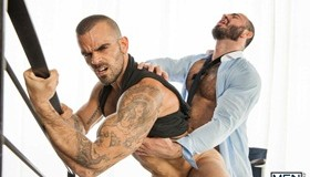 Executive Brothel Part 1 – Jessy Ares & Damien Crosse