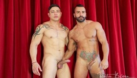 Sexo Gay - Julio Rey & Tony Rivera