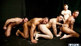 Bottom Buffet – Denis Vega, Flex, Jessy Ares, Malek Tobias & Nick North