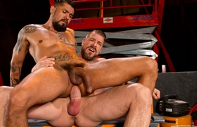 Clusterfuck! 2 – Boomer Banks & Rocco Steele