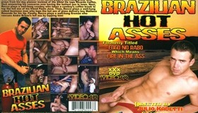 Filme Gay Completo - Brazilian Hot Asses (Fogo no rabo)