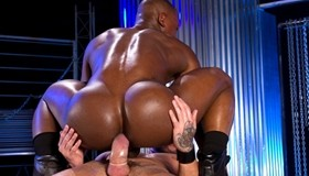 Gay Inter-racial - Tyson Tyler & Sean Duran