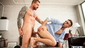 Sexo Gay - Josh Milk & Rocco Steele