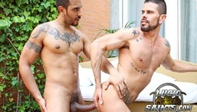 "Mario Domenech & Lucio Saints ""THE NAP"""
