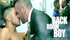Executivo Gay - Hugh Hunter & Robbie Rojo