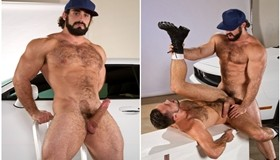 Auto Erotic, Part 2 – Mike De Marko & Jaxton Wheeler