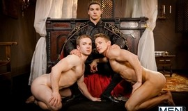 Gay of Thrones Part 6 – Johnny Rapid, Gabriel Cross & Darius Ferdynand