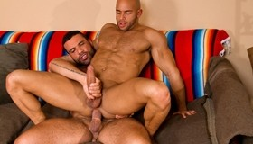 Gay Inter-racial - Sean Zevran & Letterio Amadeo