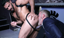 Gay Executivo - Flex Xtremmo & Dallas Steele