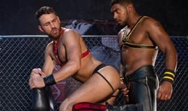 Gay Inter-racial - Logan Moore & XL
