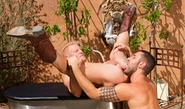 Sexo Gay - Johnny V & Letterio Amadeo