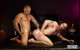 Sexo Gay - Damien Crosse & Dominique Hansson