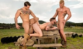 Sexo Gay - Johnny V, Sebastian Kross & Chris Bines