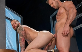 Sexo Gay - Chris Bines & Austin Wolf