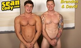 Bareback Gay - Brandon & David