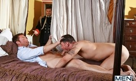Sexo Gay - Connor Maguire & Theo Reid