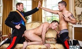 Sexo Gay - Paul Walker, Connor Maguire & Theo Ford
