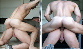 Gay Executivo - Flex & Marco Rubi