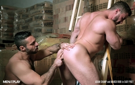 Gay Executivo - Adam Champ & Marco Rubi