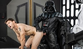 Star Wars A xxx Parody Part 3 – Dennis West & Vader