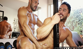 Sexo Gay - Flex & Robin Sanchez