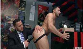 Gay Executivo - Alex Graham & Flex