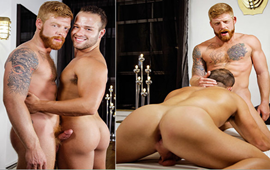 Sexo Gay - Happy Chance Part 1 – Bennett Anthony & Luke Adams