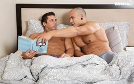 Gay Bareback - Rod Pederson and Leon Lewis