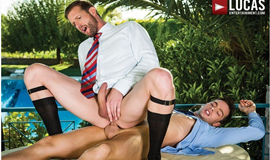 Executivo Bareback - Damon Heart And Jesse Vos