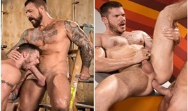Sexo Gay - Skippy Baxter & Rocco Steele