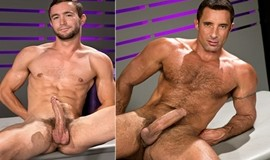 Sexo Gay - Nick Capra pounds Colt Rivers
