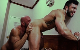 Sexo Gay - Jesse Jackman & Rogan Richards