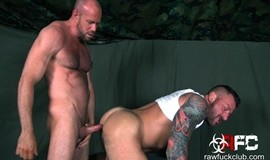 Troca-Troca Bareback - Hugh Hunter and Matt Stevens