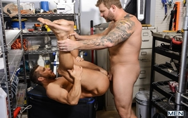Sexo Gay - Colby Jansen and Rod Pederson