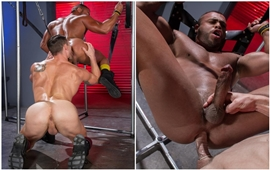 Gay Inter-racial - Micah Brandt & Ryan Rose