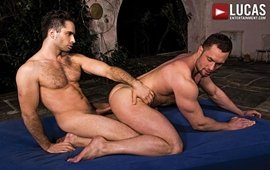 Gay Bareback - Stas Landon Gives Up His Ass To Michael Lucas