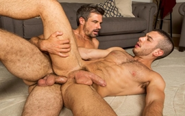 Gay Bareback - Daniel and Manny