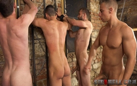 DUTY BOUND – Bradley Cook, Filip Vacek, Nikol Monak & Tony Mark - Bareback