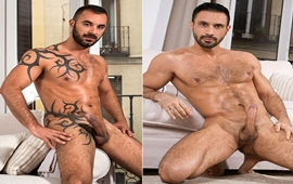 Men of Madrid – Flex Xtremmo & Xavi Duran