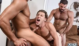 Peepers Part 1 – Ricky Larkin, Paul Canon and Mike Maverick