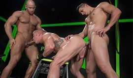 The Trainer – Johnny V, Sean Zevran & Jacob Taylor