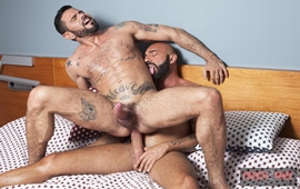 Gay Bareback - Gianni Maggio and Mario Domenech